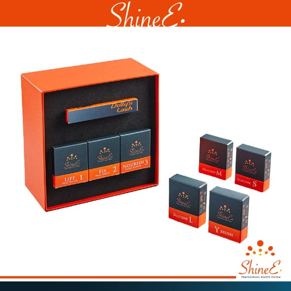 Lash Lift Premium Kit by ShineE