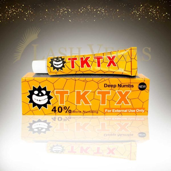 TKTX Topical Anaesthetic Numbing Cream 10g