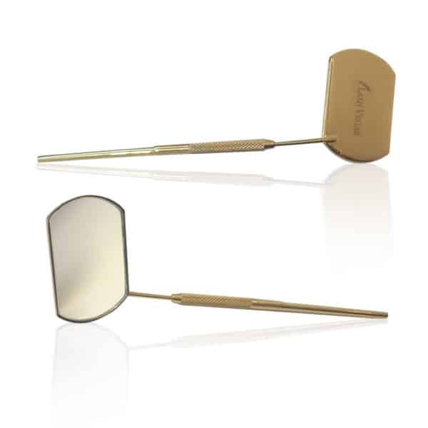 Large Square Dental Mirror for Eyelash Extensions
