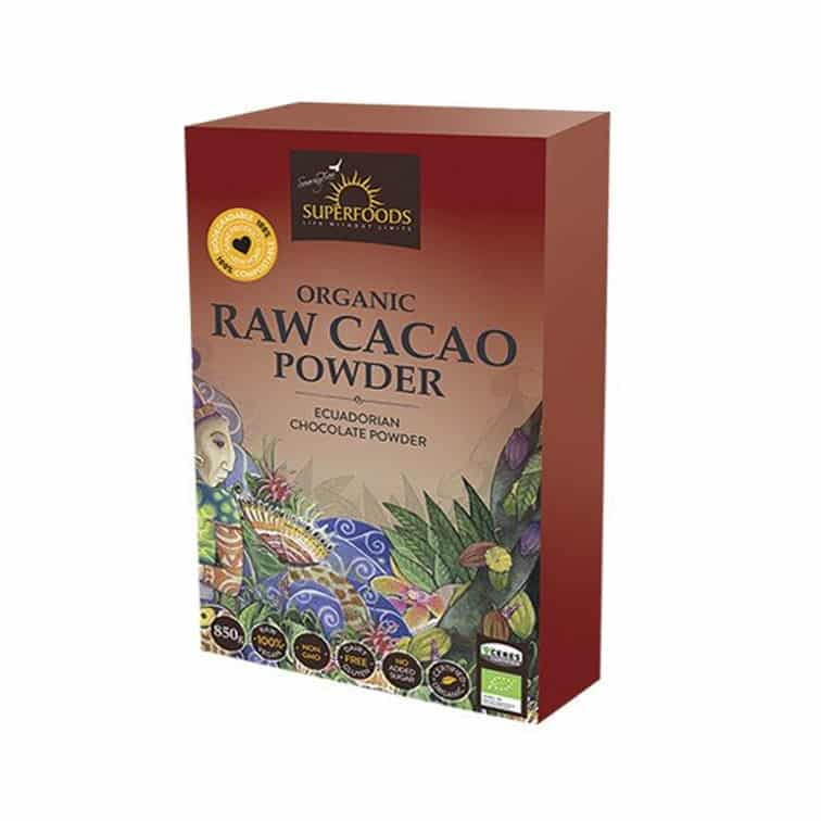 Superfoods Organic Cacao Powder