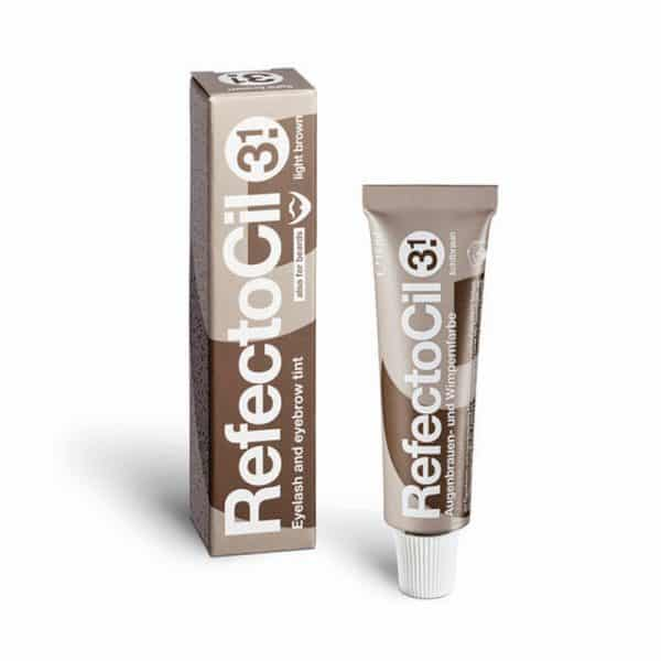RefectoCil 3.1 - Light Brown Tint