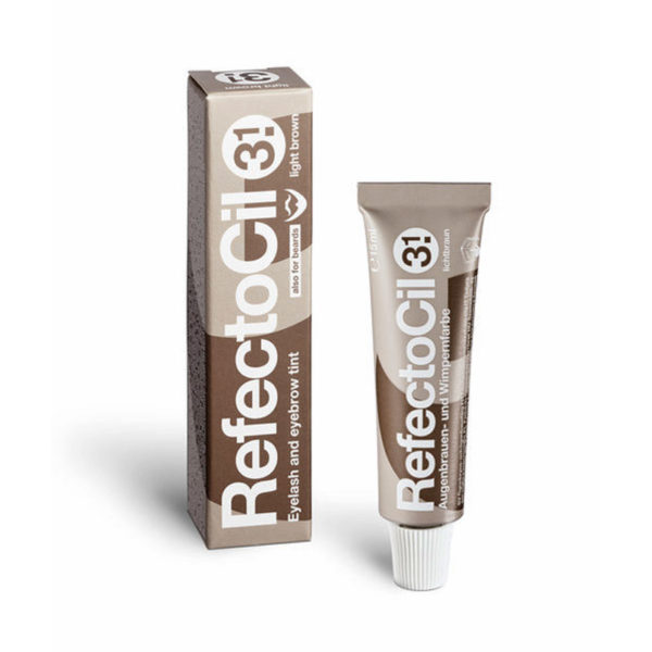 RefectoCil 3.1 - Light Brown Tint