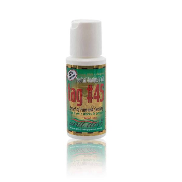 Tag #45 Gel Topical - 30g
