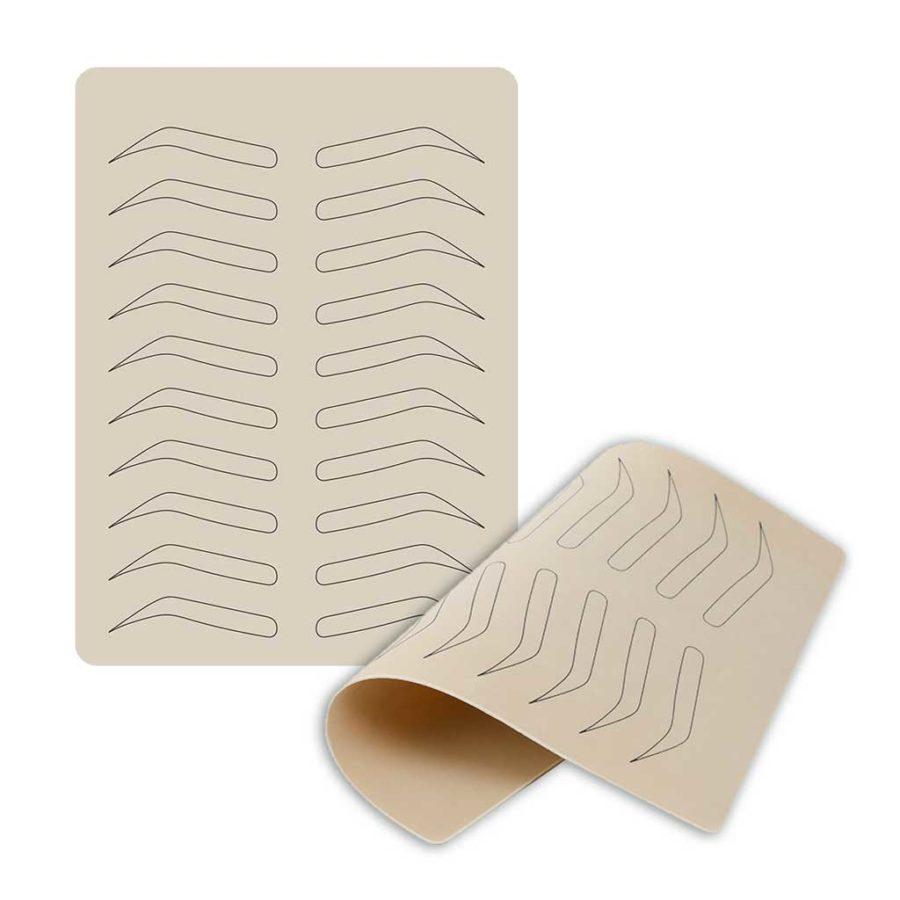 Microblading Practice Skin