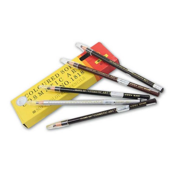 'Coloured Soft' Eyebrow Pencil (Pull)