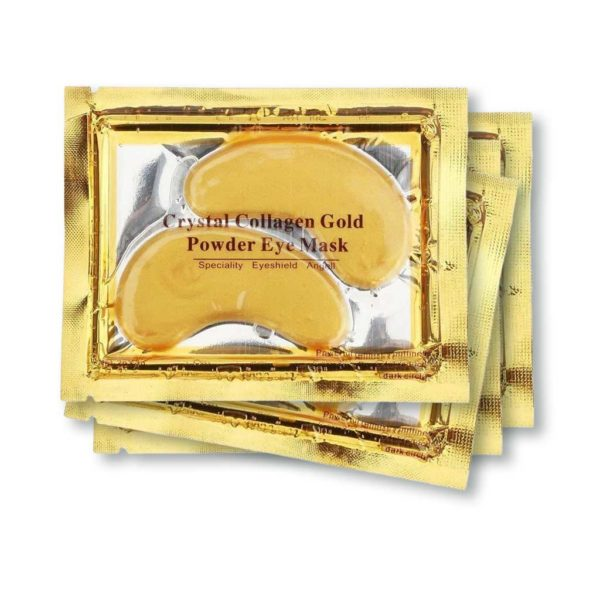 Collagen Crystal Gold Eye Mask Pads