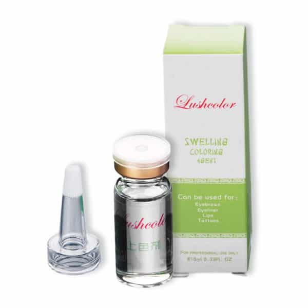 Lushcolor Swelling Coloring Agent