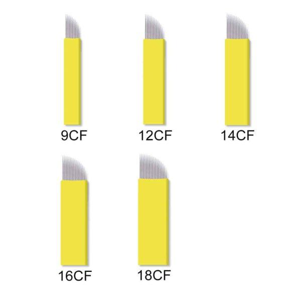 Curve Flex Needles 0.20mm