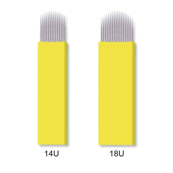 Flex U-Shaped Needles 0.20mm