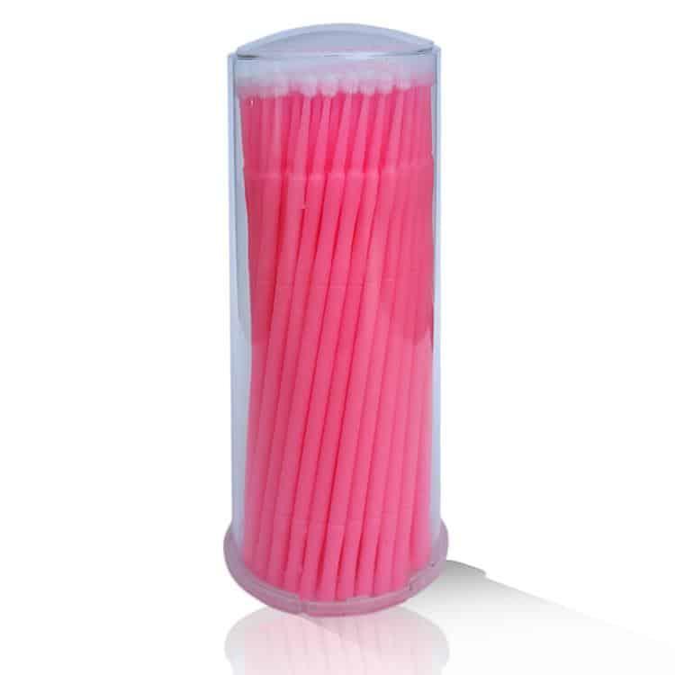 Micro-brush Applicators (100/barrel) [4 types]