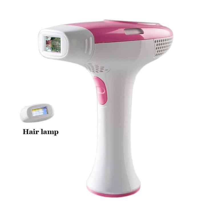 DEESS Home/SalonIPL Permanent Hair Removal Machine (350,000 Flashes)