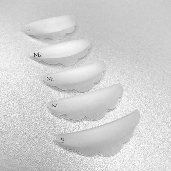 Lash Lift Silicone Curlers/Shields (5 pairs per box)