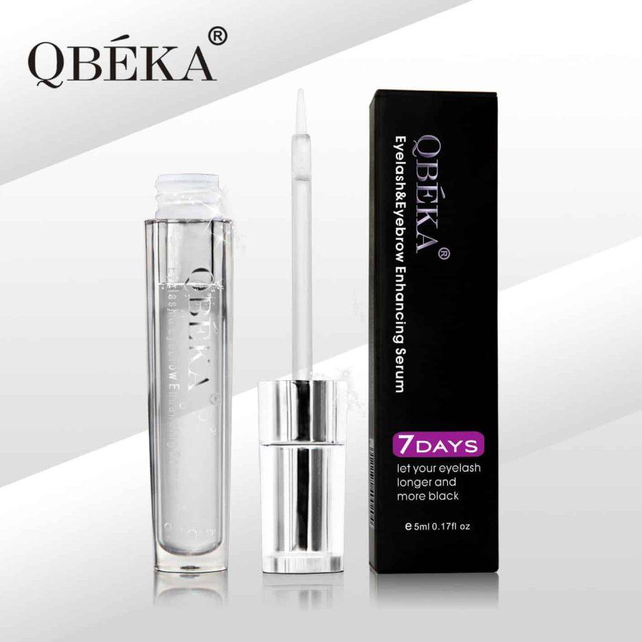 QBÉKA Eyelash & Eyebrow Growth Serum